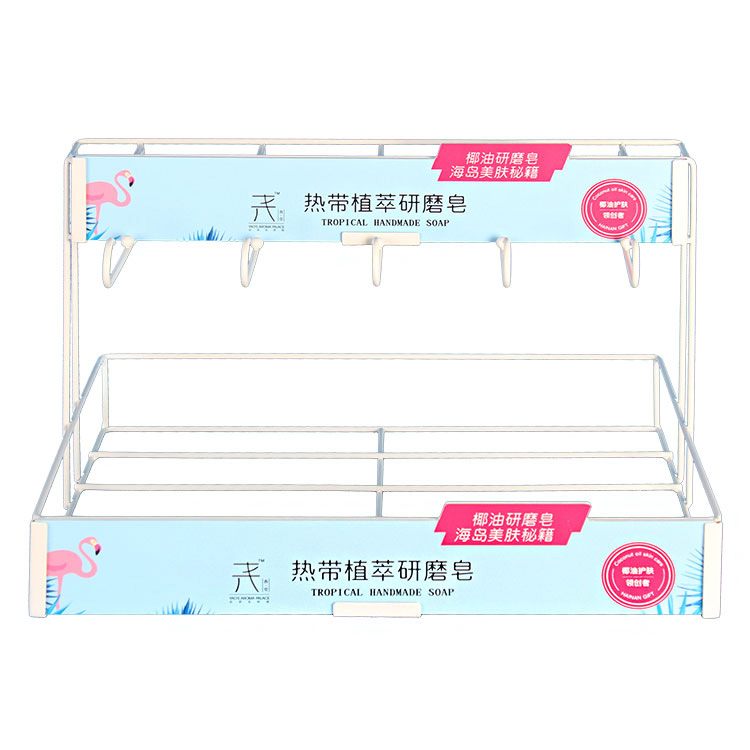 Custom Soap Countertop Wire Display Stand Factory Wholesale